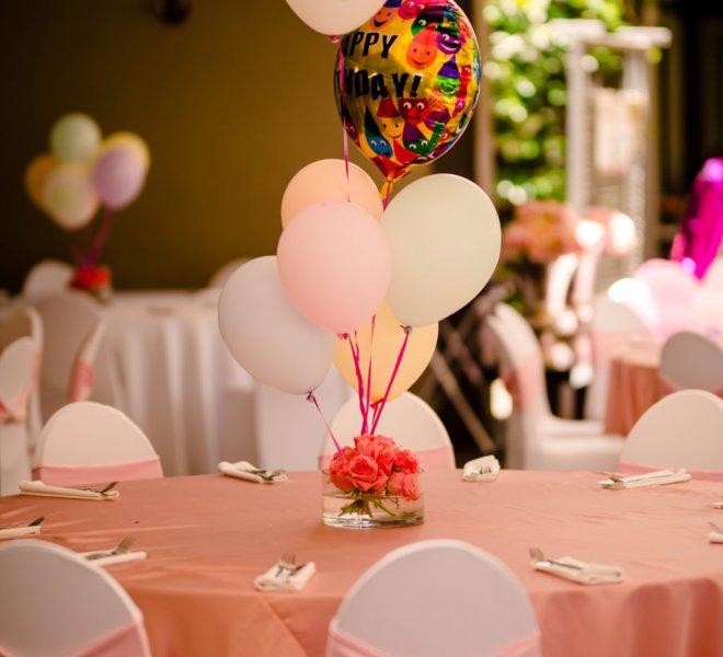 #pinkthemedparty #1stbirthday
